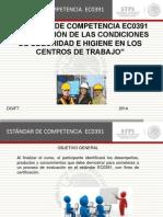 Curso Ec0391 Verificación Condiciones Sst