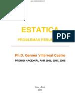 Estatica Problemas Resueltos – Genner Villarreal Castro