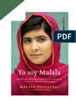 """""""Yo soy Malala"""" PRÓLOGO"""