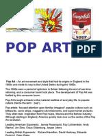 POP ART  POWERPOINT.ppt