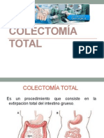 Colectomia Total