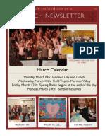 March Calendar 10