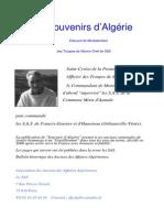 Souvenirs d'Algerie E de Montalembert