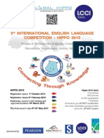 Hippo 2015 Flayer