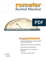 Analyze the Montreal Real Estate Market
