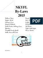 2015 Nkyfl Bylaws Updated