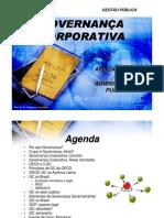 Governança Corporativa na Adm Pública - Prof Diógenes