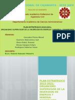 Proceso de Formulación. Planificación Estratégica