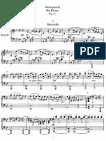 IMSLP11218 Rachmaninoff Op11 Six Pieces 2pno