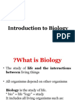 Week 1 What is Biology Characteristics of Life (1)