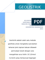 geolistrik ppt
