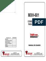 Arch MXH 601 B (Librito)