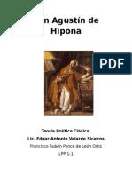 San Agustín de Hipona, Resumen de su vida