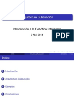 Subsumption Inteligencia Artificial