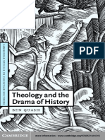 Ben Quash, Theology and the Drama of History
