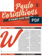 Sao Paulo x Corinthians - O Tabu Dos Tabus