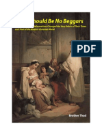 There Should Be No Beggars
