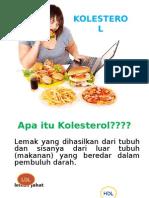 Kolesterol Slide