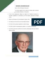 Teorias Economica y Primitiva