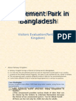 Amusement Park in Bangladesh
