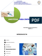 Anestesia 2015