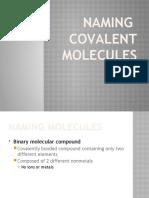 Covalent Bonds Ch 9-2
