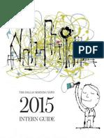 2015 Intern Guide
