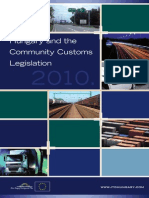 Hungarian Customs Procedures 2010