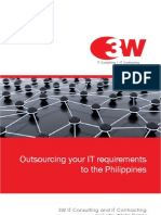 Outsourcing your IT requirements to the Philippines