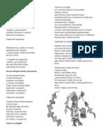 Poemas Nahuatl