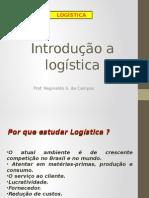 AULA 01 Introdução a Logística