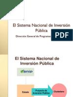 Normatividad del SNIP Diplomado.pdf