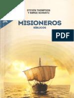 Misioneros Biblicos Libro Complementario 3er Trim.2015