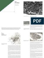 El Concurso De Ideas De Ideas para La Remodelacion Urbanistica del Centro histórico de Zaragoza