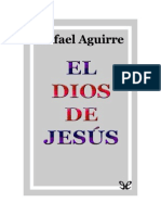 Aguirre Monasterio Rafael - El Dios de Jesus