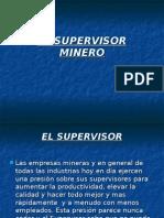 42721818 El Supervisor Minero