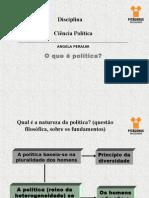 Aula 01 O Que é Politica