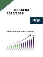 Plano Safra2015 2016