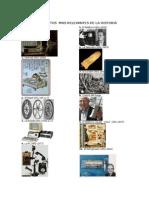 100 Inventos Mas Relevantes de La Historia