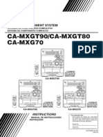 modular jvc mx-gt80