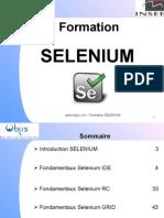 Formation Selenium