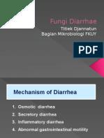 Fungal Diarrhae