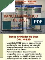 Banco Hidraulico