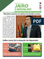 Jornal Deputado Jairo Carvalho