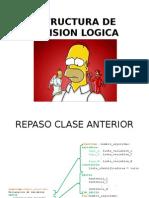 Estructura de Decision Logica