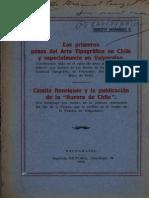 Roberto Hernandez - Los Primeros Pasos Del Arte Tipográfico en Chile