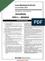 Recife Jornalista Jorna Tipo 1