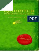 J. K. Rowling-Quidditch Im Wandel Der Zeiten GERMAN -Distribooks (2002)