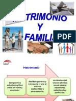 Familia y Matrimonio