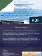 Dinámica de La Corriente Peruana Impacto Del Modelamiento